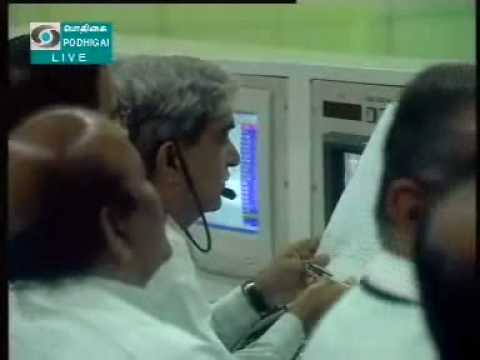 Chandrayaan-1 Launched Successfully