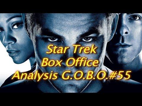J.J. Abrams saved STAR TREK from Box Office extinction! (G.O.B.O.#55)