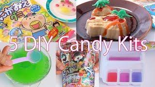 5 Interesting DIY Candy Kits for ASMR