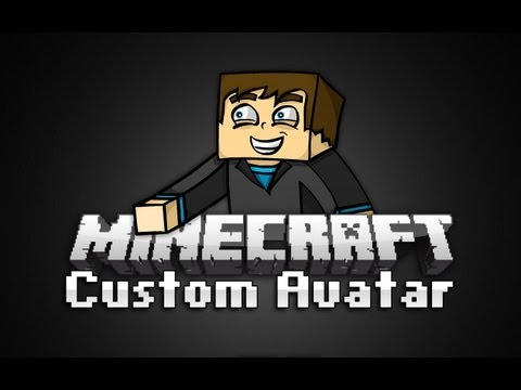 Minecraft Drawing | Jamescookies Custom Avatar    Speedart [hd] video