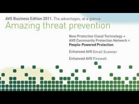 AVG 2011 Segurança para Internet Edição Profissional