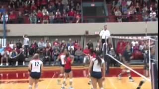 Dayton Volleyball Postgame vs Xavier