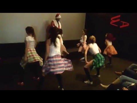 Школа танцев Алматы. HAPPY DANCE//Кино Ночь Алматы