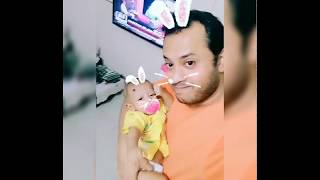 3 Months Old Baby Singing - Funny Baby Song