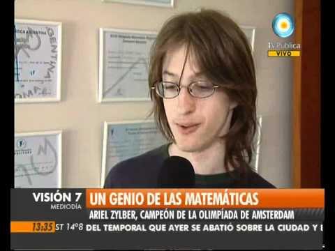 Visión Siete: Un genio de las matemáticas