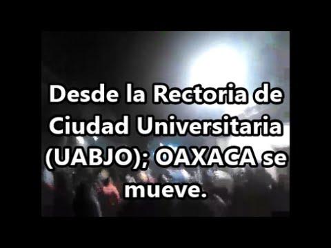 Apoyo desde Oaxaca a la Jornada Global por #Ayotzinapa.