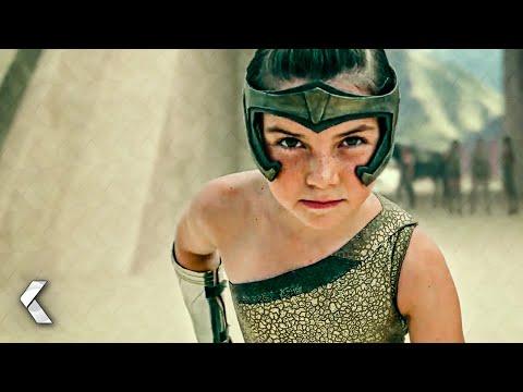 WONDER WOMAN 1984: Die Ersten 8 Minuten vom Film (2021)