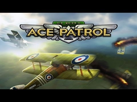 Dukely Play's: Sid Meier's Ace Patrol (PC) Ep.1