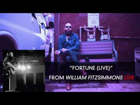William Fitzsimmons - Fortune Live Audio Only