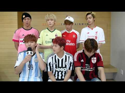 MONSTA X (몬스타 엑스) on working with Giriboy, memorable fans and Australia