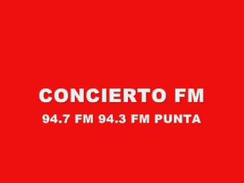 CONCIERTO FM 95.1 URUGUAY