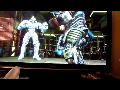 Real Steel how to beat everyone and knock peoples arms off