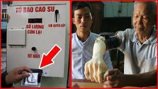 10 Phát Minh Cực Thú Vị của Sinh Viên Việt Nam 2019