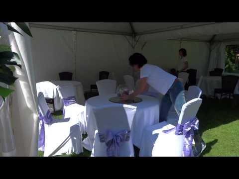 Deko & Design GmbH - Dekoration Hochzeit Schloss Assumstadt