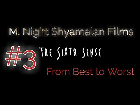 The Sixth Sense - M. Night Shyamalan Films| From Best To Worst - Spoiler Review | Movie Knight!
