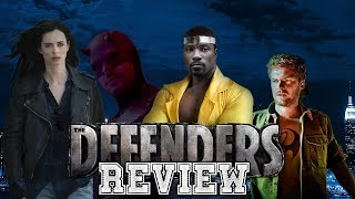 "Review | Сериал ""Защитники/The Defenders"""