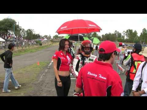 Moto PRO Mexico Entrevista con Vania Medrano