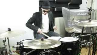 Uptown Funk - Mark Ronson ft. Bruno Mars - Ander Alonso Drums cover