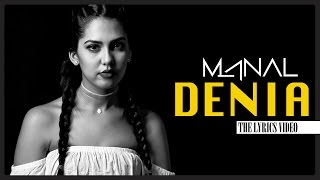 MANAL - DENIA [Official Lyrics Video]