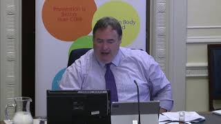 Committee for Health Meeting Thursday 9 July 2020