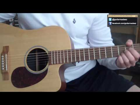 Ed Sheeran - The A Team - Guitar Tutorial (INTRO, GUITAR CHORDS, STRUMMING PATTERN, MUTING AND MORE