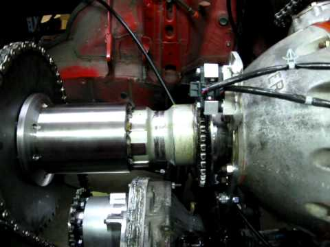 kinner mr2 radial first crank (no fire)