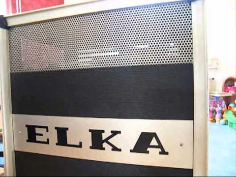Elkatone 610 Leslie - Demo