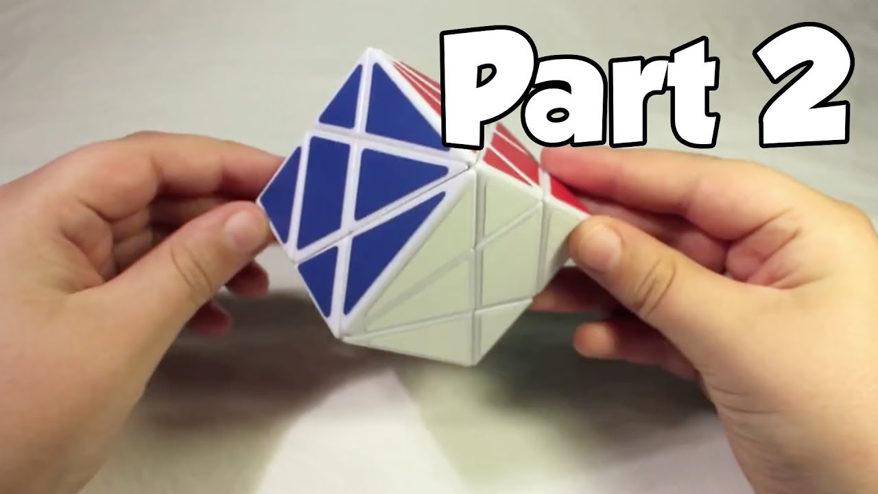 how to solve axis cube