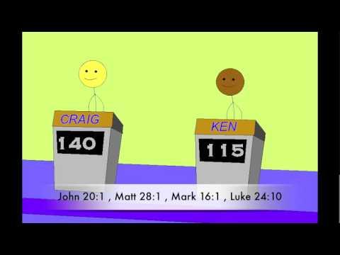Bijbelquiz (Tegenspraken in de Bijbel) - Nederlands ondertiteld