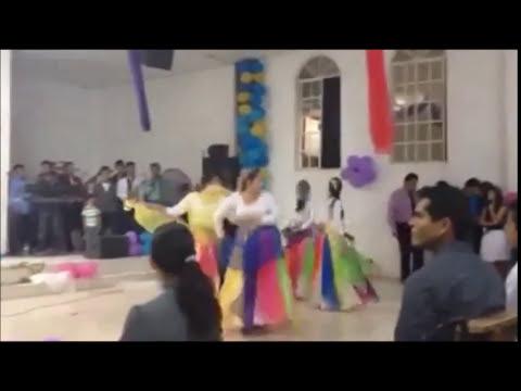 Toneladas de alabanza - Danza