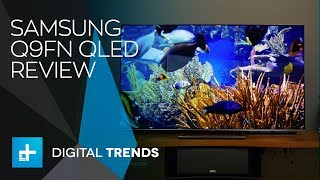 Samsung Q9FN QLED TV - Hands On Review