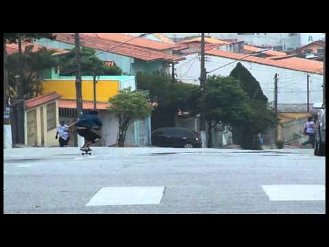 Natan Alemao Downhill Slide