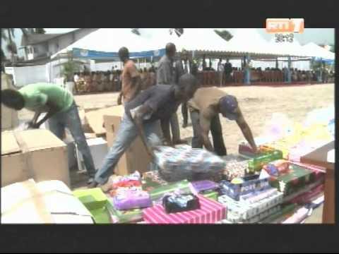 La Fondation Children Of Africa soulage les populations de Adjame Bingerville