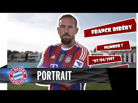 Franck Ribéry Portrait