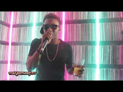 Westwood Crib Sessions - Konshens Freestyle video