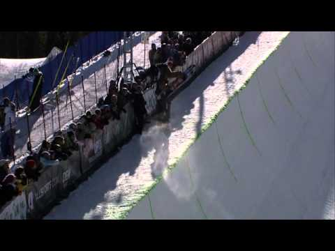 Danny Davis, Iouri Podladtchikov + More - Superpipe Finals - 2009 Winter Dew Tour Breckenridge