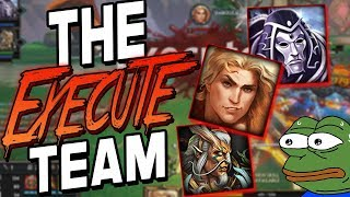 Smite: The Execute Team - This Team Has To Be NO FUN To Play Against!