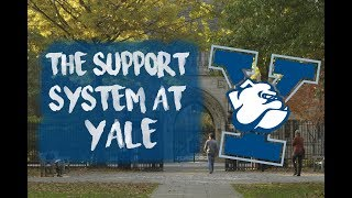THE SUPPORT SYSTEM AT YALE // DEAN, FROCO, HEAD OF COLLEGE