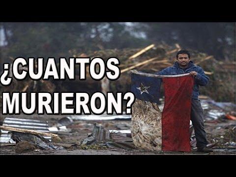 ¡TOP 10 PEORES TERREMOTOS DEL MUNDO!(CON MAS MUERTES)