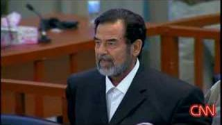 Saddam Hussein to be hanged