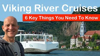 Viking European River Cruises - 6 Key Must-Knows Before You Go