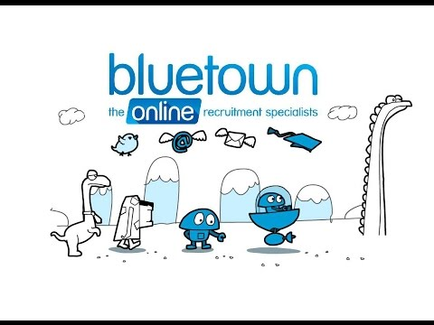 Motiv Video Productions - Bluetown Online Recruitment Animation