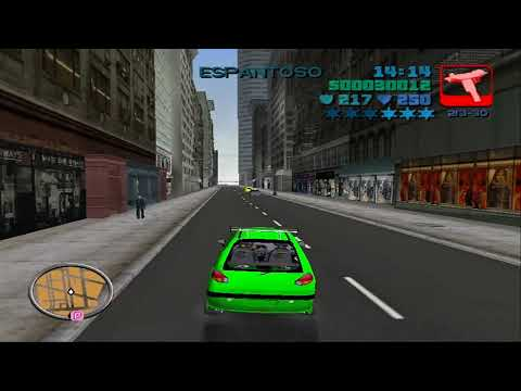 Grand Theft Auto 3 Gta 3 Romania 2