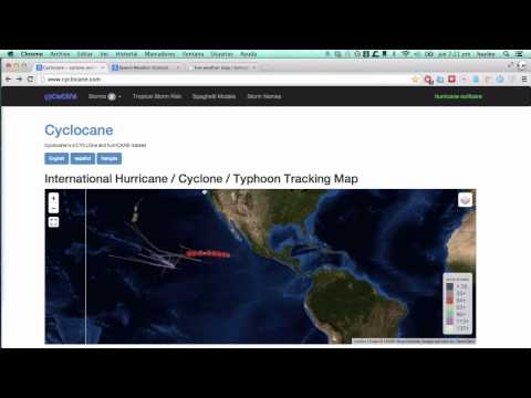 14 de agosto - Tormentas Tropicales Karina & Julio, tormentas severas
