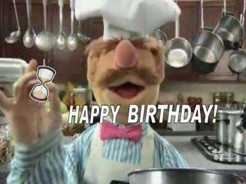 Swedish Chef Happy Birthday Happy Birthday Swedish Chef