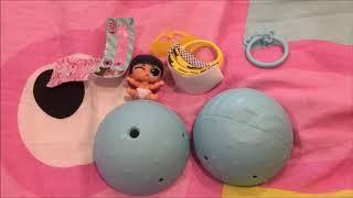 ZuzuTV a naše nová LOL panenka LIL Sisters serie Eye spy Lil Pop Heart česky CZ