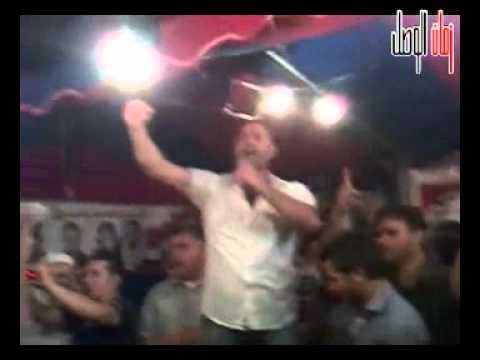 """نجم باب الحارة يهتف """"عاشت سوريا ويسقط بشار الأسد"""""""