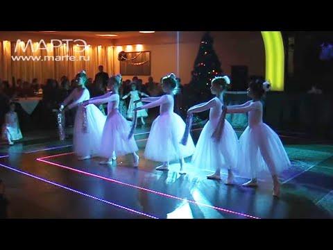 танцы для детей Снежный вальс