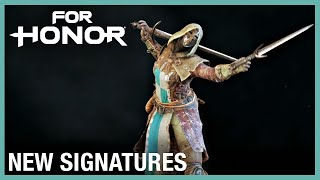 For Honor: New Signatures | Weekly Content Update: 01/16/2020 | Ubisoft [NA]