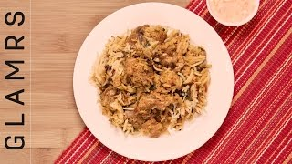 How to Make Tasty Yakhni Pulao | Kashmiri Mutton Biryani Recipe